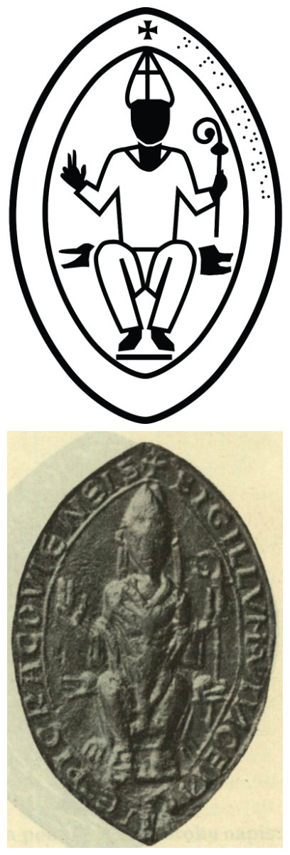 Seal of Wincenty Kadłubek