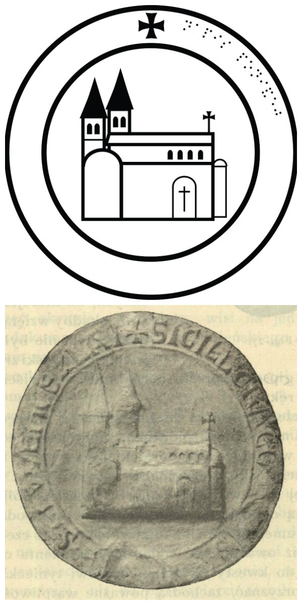 Seal of St. Wenceslas' cathedral church