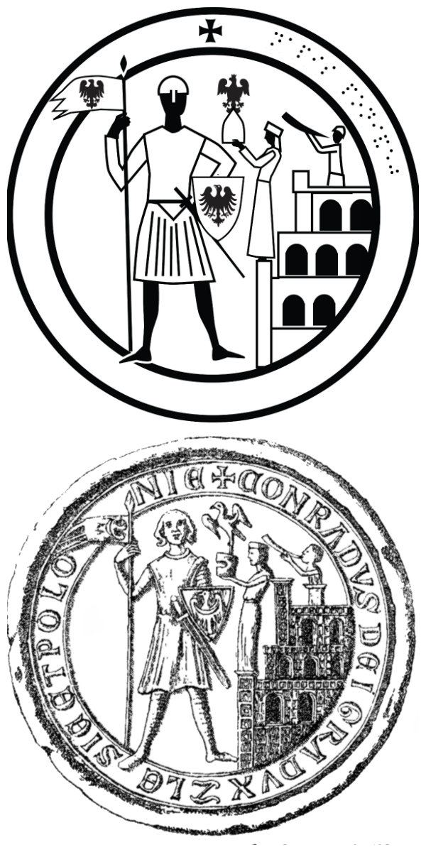 Seal of Conrad I