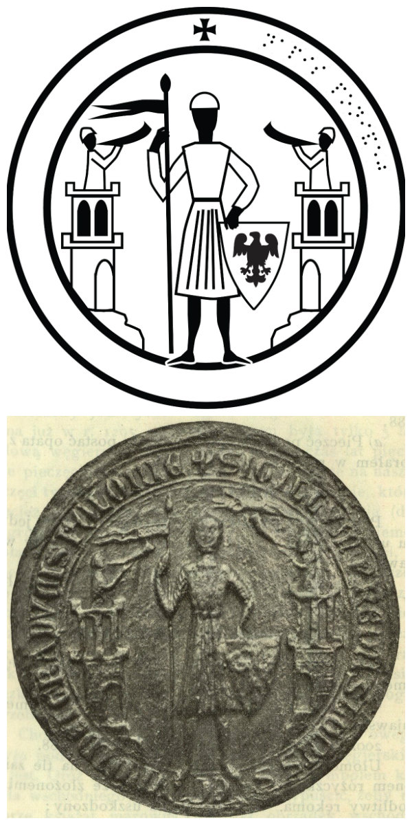 Seal of Przemysł II, Duke of Greater Poland